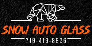 Snow Auto Glass Logo