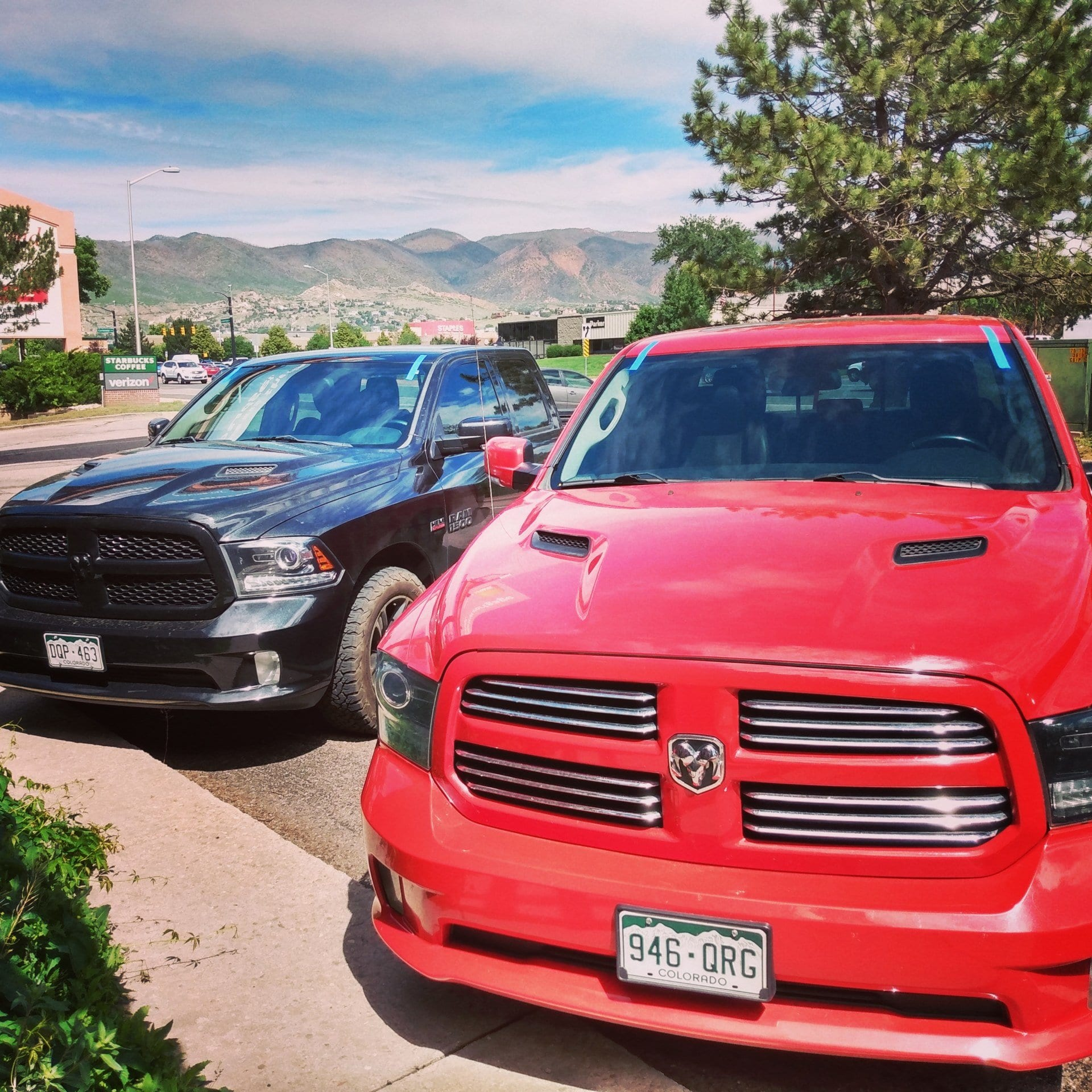 Snow Auto Glass Windshield Replacement Dodge Trucks Colorado Springs